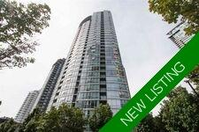 Yaletown Apartment/Condo for sale: Azura II 1 bedroom  Stainless Steel Appliances, Laminate Floors 558 sq.ft. (Listed 2020-09-10)